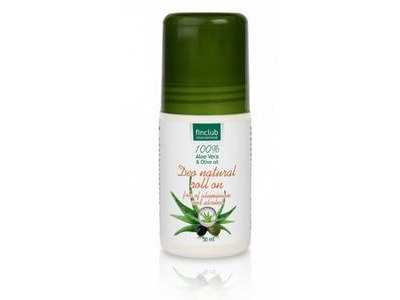 Aloe Vera ROLL ON Finclub 50ml