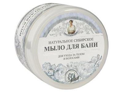 Agafi prírodné biele sibírske mydlo 500ml