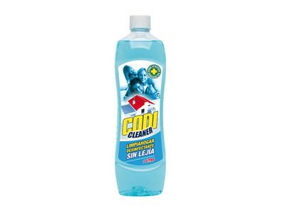 Finclub Čistič s antibakteriálnou prísadou CODI CLEANER 1 liter