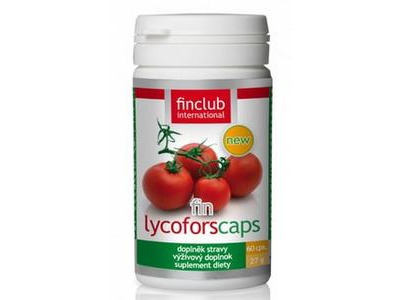 Fin Lycoforscaps 60 kapsúl