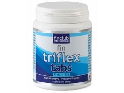 Fin Triflextabs 90 tabliet