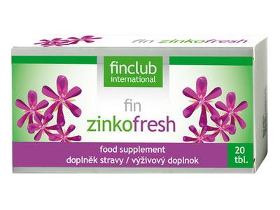Fin Zinkofresh Zinok 20tbl