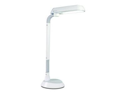 Stolná lampa / lampa s úchytom lampa OTT LITE Flexi 2 biela