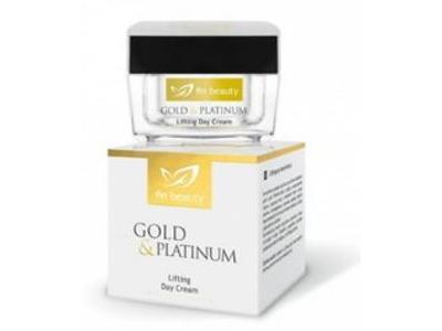 Liftingový denný krém so zlatom a platinou Finclub 50ml