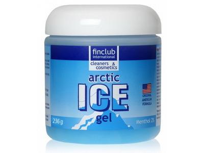 Finclub Masážny gél Arctic Ice 2%