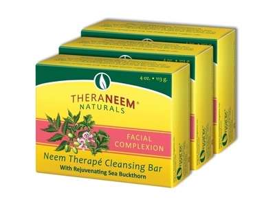 Thera Neem Nimbové čistiace pleťové mydlo 113g