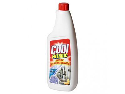 Finclub Odmastňovač CODI ENERGIC 750 ml - náplň
