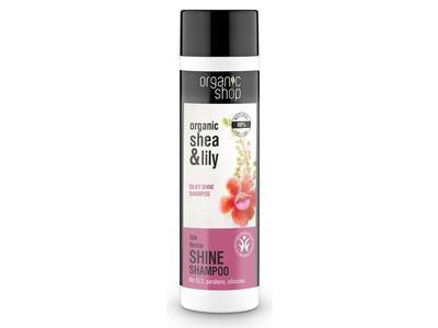 Organic Shop Šampón na lesk Silk Nectar 280ml