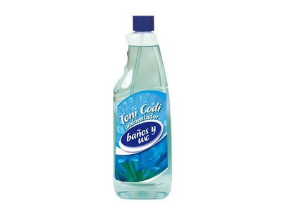 Finclub CODI Osviežovač vzduchu na WC 750 ml - náplň
