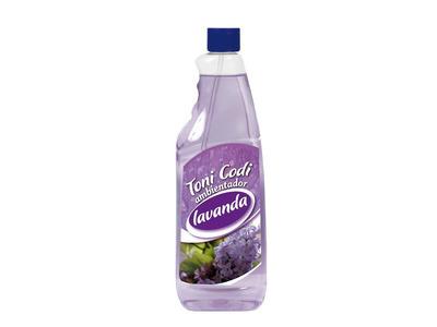 Finclub CODI Osviežovač vzduchu Levanduľa 750 ml - náplň
