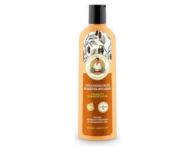 Agafi vitamínový schizandrový šampón 280ml
