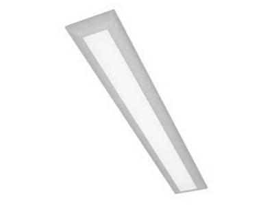 Stropné svietidlo NASLI GAUDIUM SLIM D 2x54W strieborné