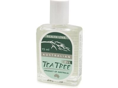 Health Link Tea Tree čajovníkový olej 15 ml